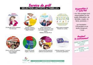 Service De Prêt Selection Jeux En Famille