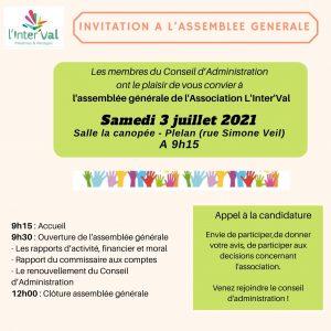 Invitation AG